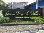 Green Tropical Village and Resort