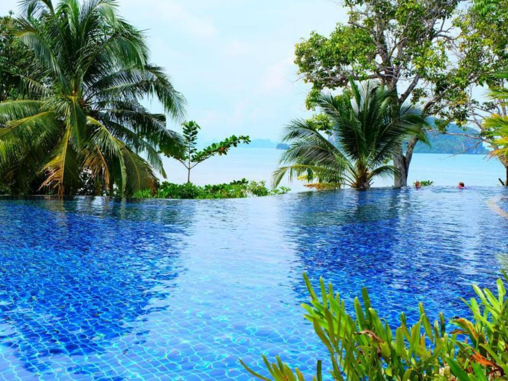 Swimming pool [outdoor] Koh Yao Yai Village