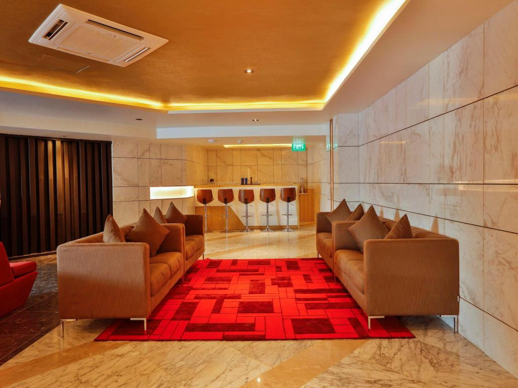 Lobby The Link 78 Mandalay Boutique Hotel