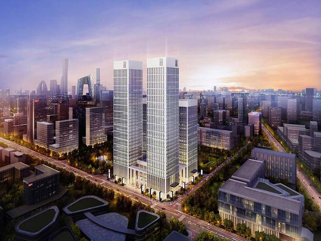 Meer over Oakwood Residence Damei Beijing