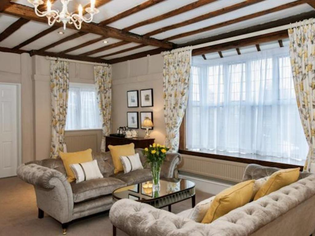 Interior view Laura Ashely The Manor Elstree