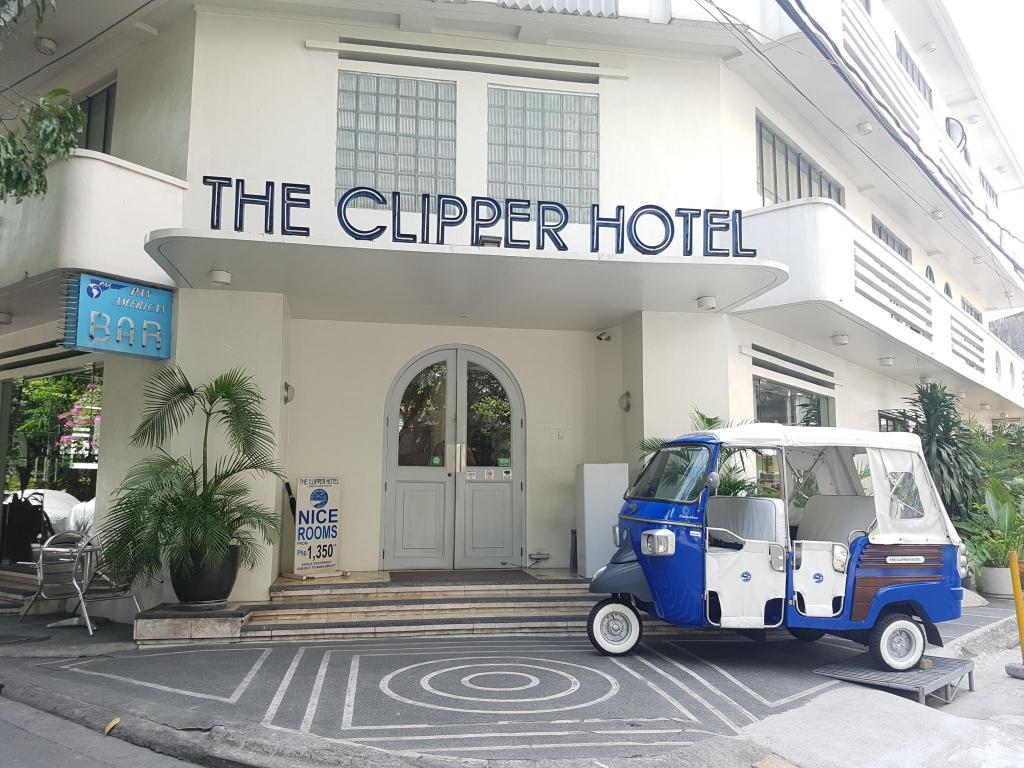 More about The Clipper Hotel