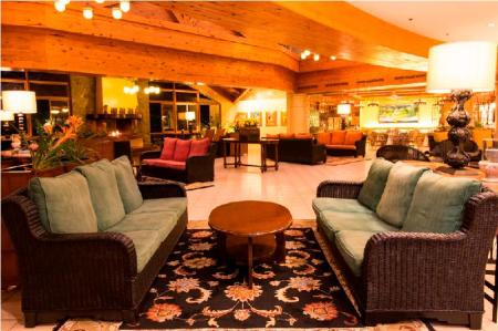 Interior view The Forest Lodge at Camp John Hay
