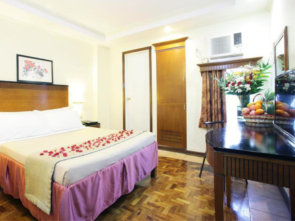 Fersal Hotel Annapolis Cubao Manille Offres Speciales Pour Cet Hotel