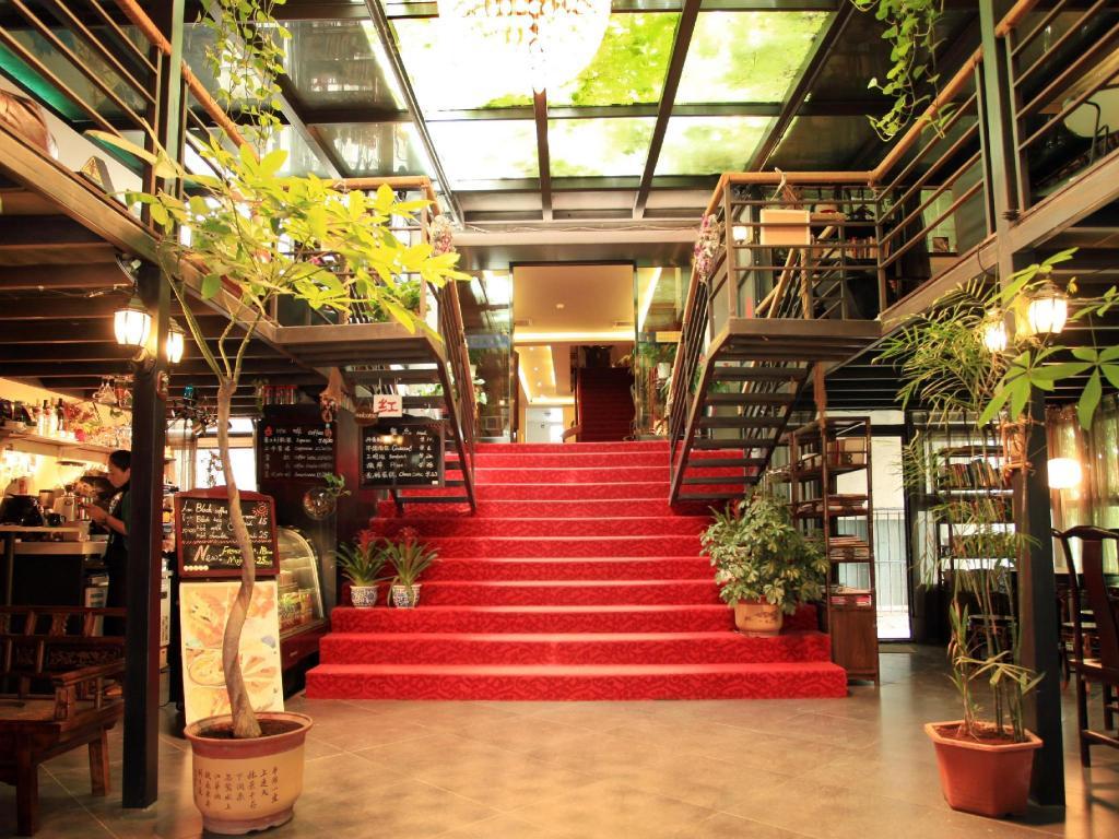 Beijing 161 Wangfujing Hotel in China - Room Deals, Photos