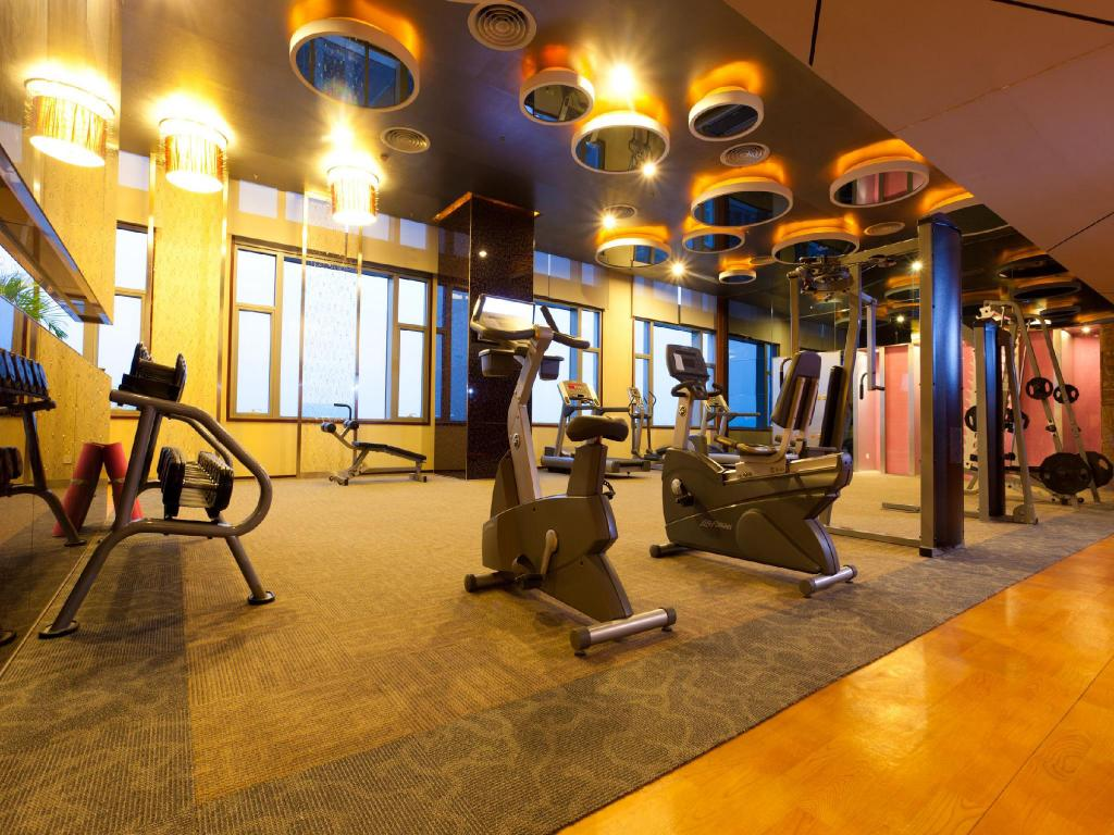 Fitness center Vision Hotel