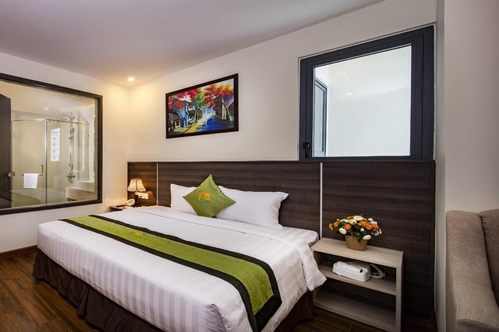 Superior Double Bed Green Lighthouse Hotel