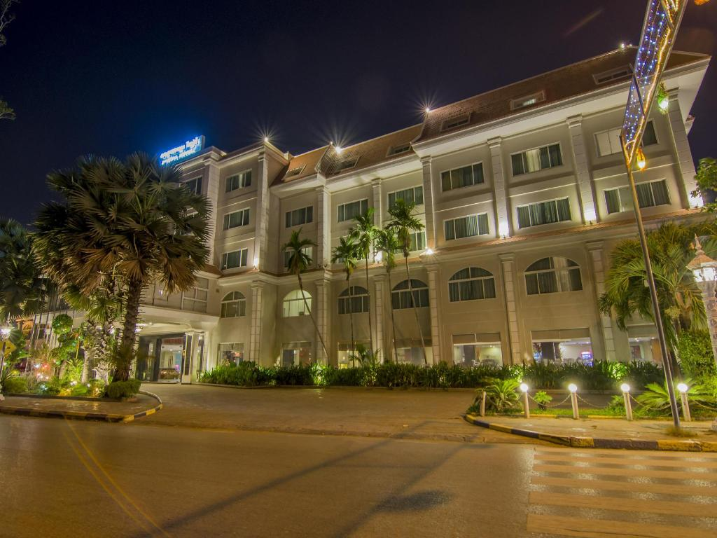 More about Angkor Riviera Hotel
