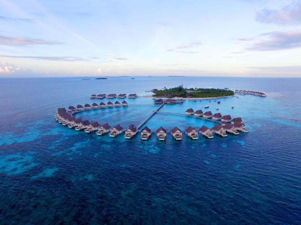 Centara Grand Island Resort Spa Maldives Ultimate All Inclusive