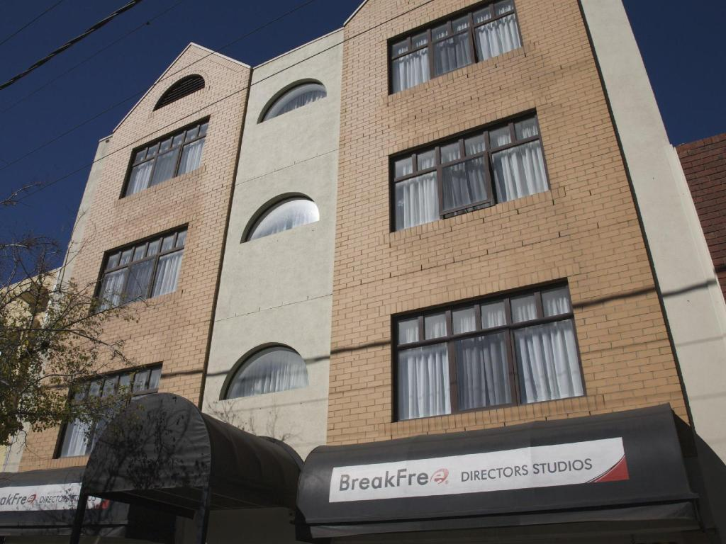 More about BreakFree Directors Studios Hotel