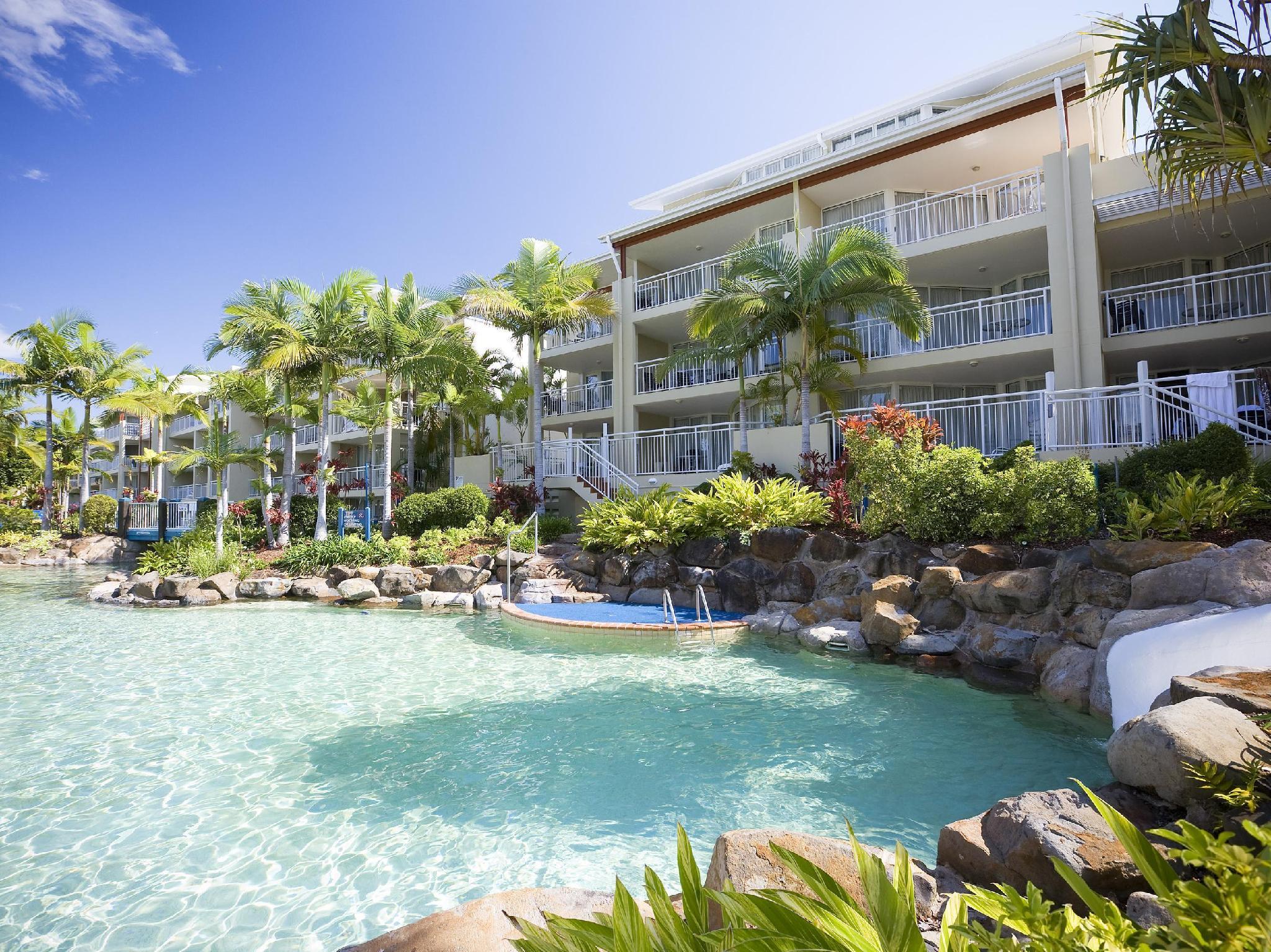 More About BreakFree Alexandra Beach Resort