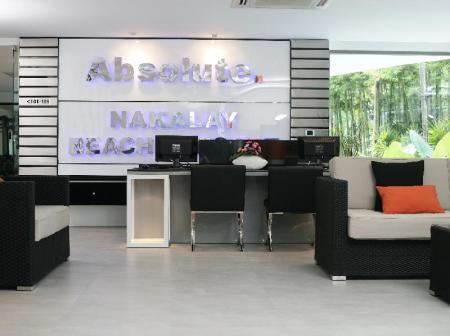 Lobby Absolute Nakalay Boutique Resort
