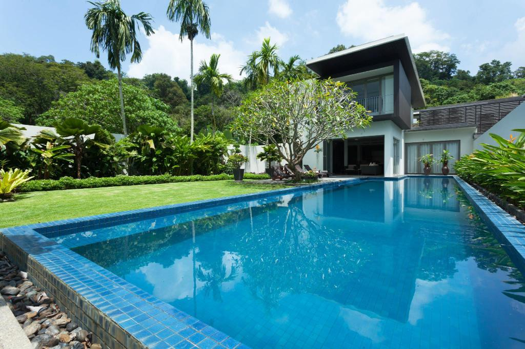 2 Bedroom Deluxe Pool Villa Baan Yamu Residences