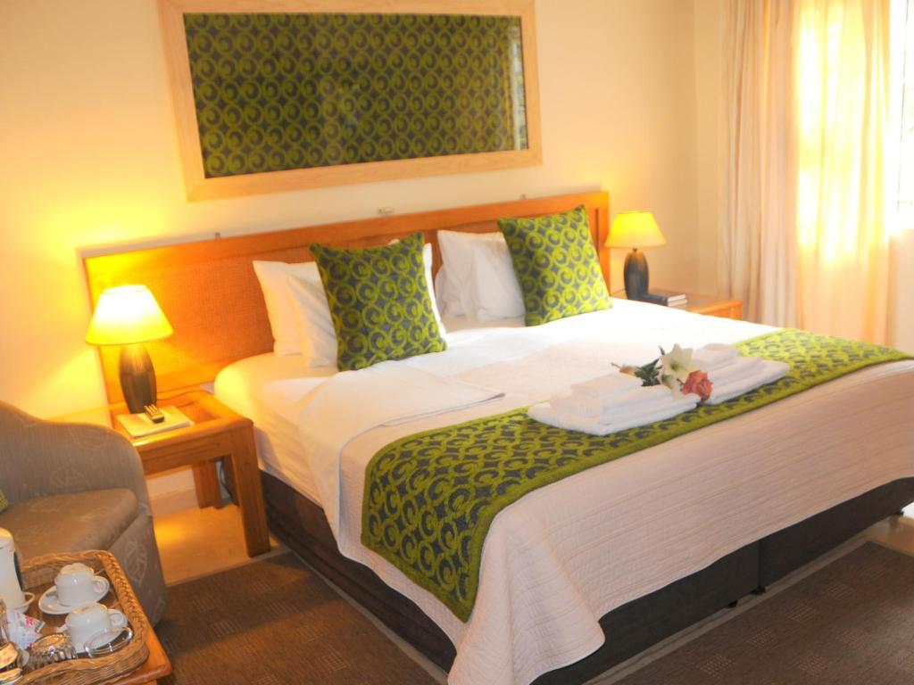 Doppelzimmer Centre Court Bed and Breakfast