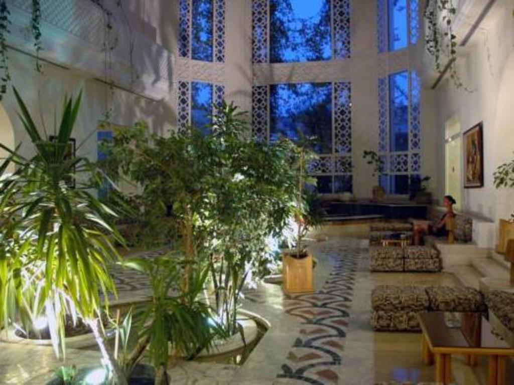 Interior view Cyclamens Mechmoum Hotel and Spa