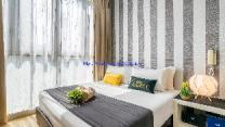 KLCC Studio Apartment | Modern & Cozy | 4pax #MR1