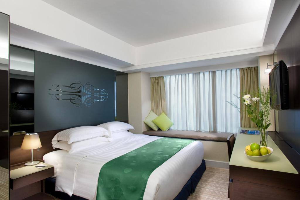 Superior Room - Bed Harbour Plaza 8 Degrees