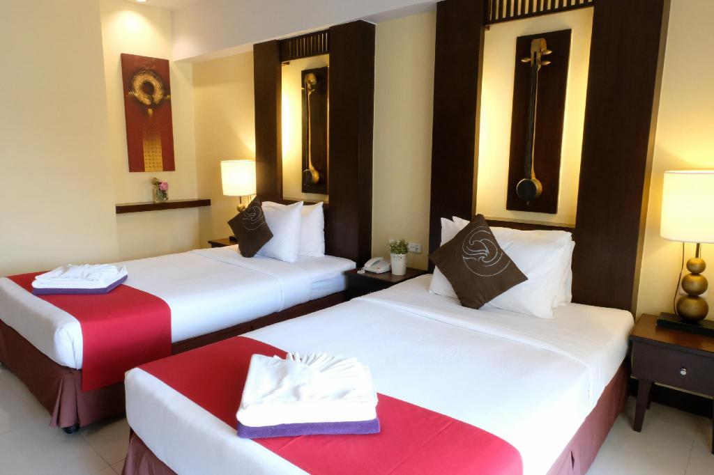 Superior Room - Guestroom Golden Sea Pattaya