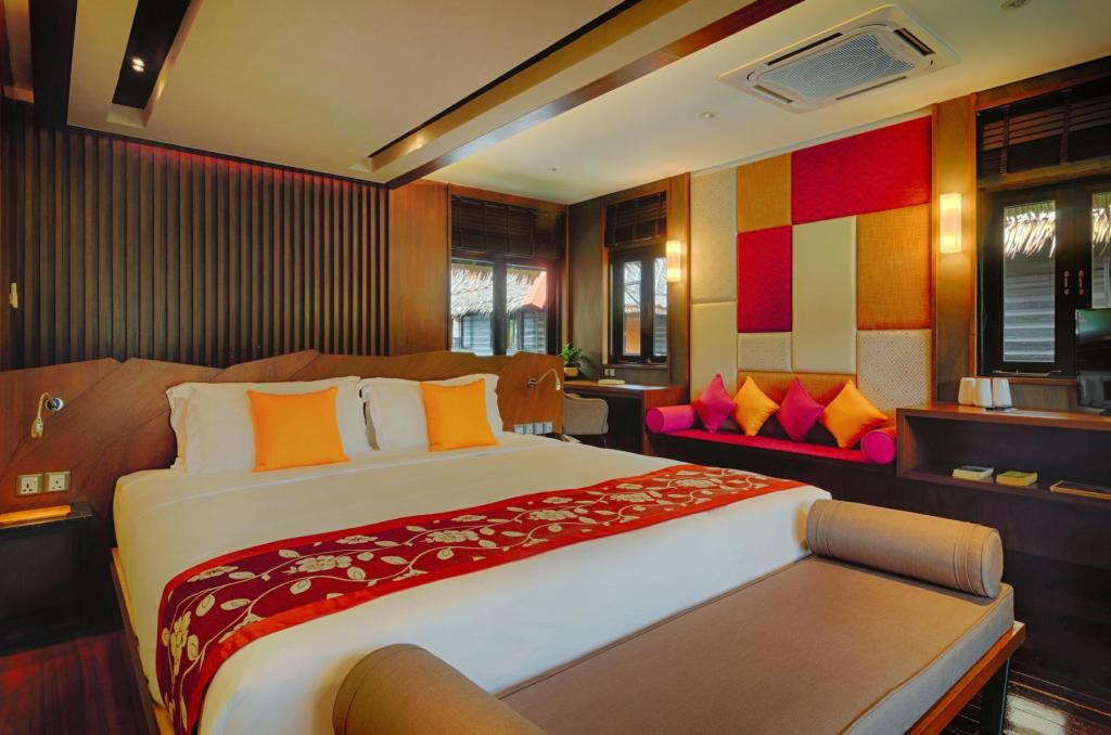 Breeze Villa - Bed
