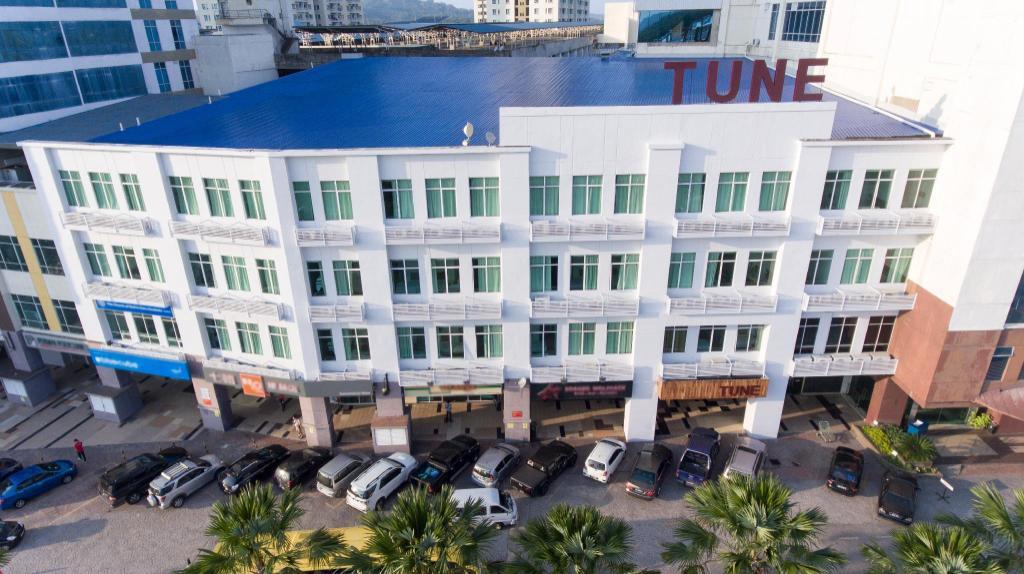 Tune Hotel – 1Borneo Kota Kinabalu in Malaysia - Room Deals