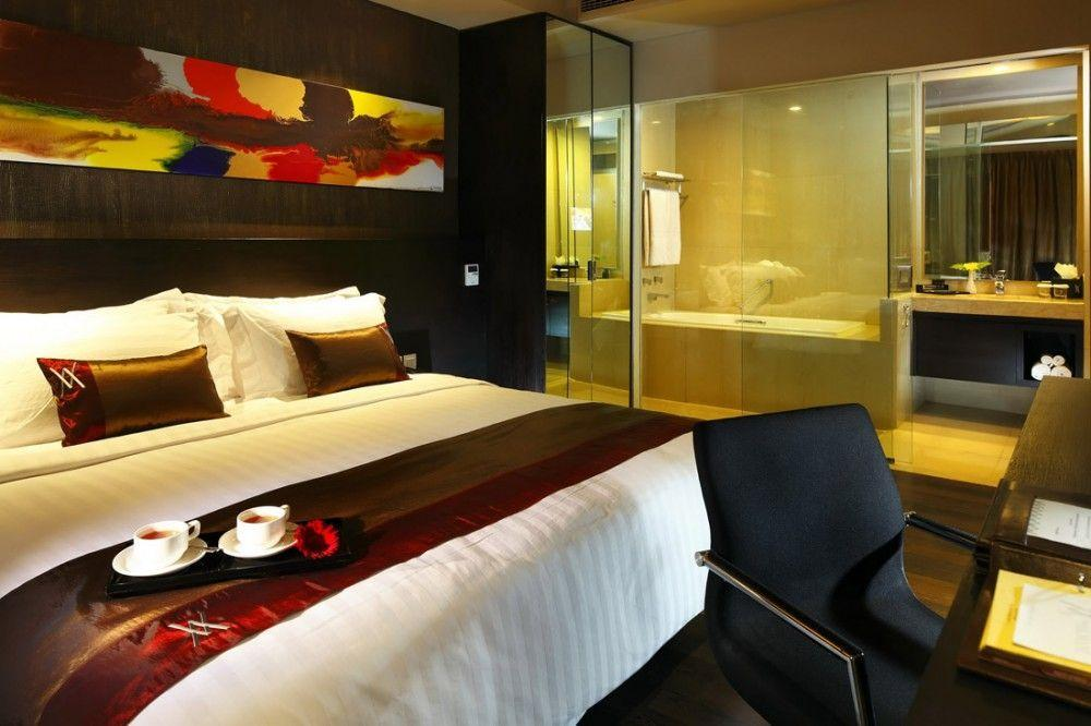 Suite dengan Kasur King (Suite 1 King Bed)