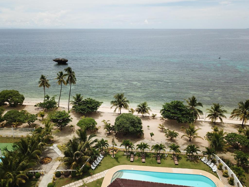 Gold View Beach Resort In Siquijor Island Room Deals