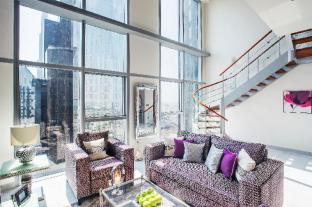 Dream Inn - CentralPark Tower 2BR Duplex Apartment