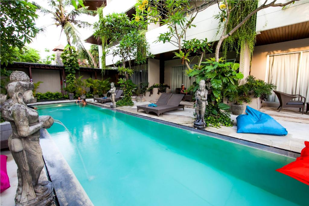 Sunset Mansion Hotel Seminyak