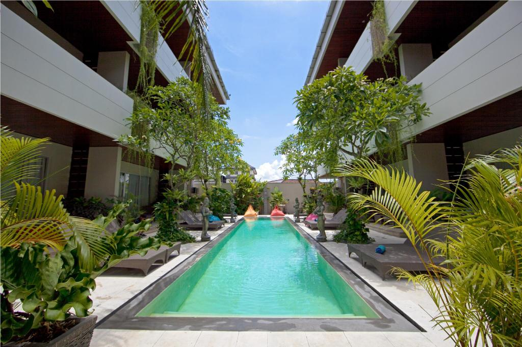 Sunset Mansion Hotel Seminyak In Bali Room Deals Photos Reviews