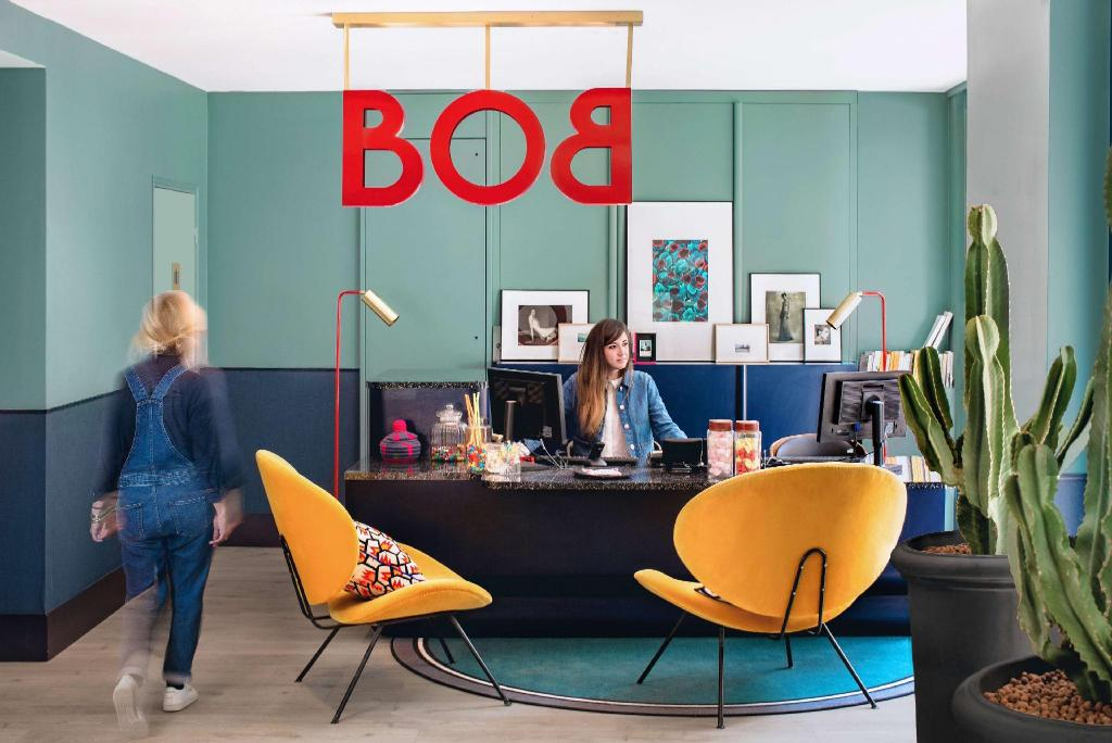 More about Bob Hotel by Elegancia