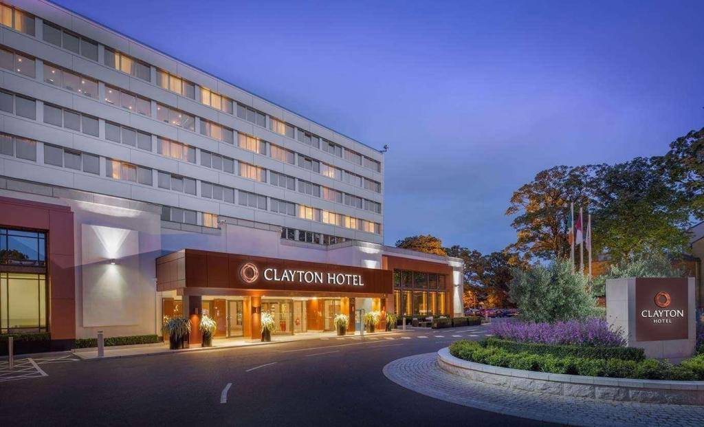 More about Clayton Hotel Burlington Road