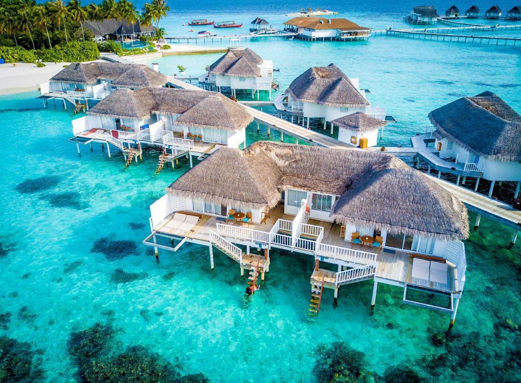 Centara Grand Island Resort Spa Maldives Ultimate All