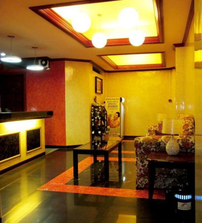 Lobby Dulcinea Hotel and Suites