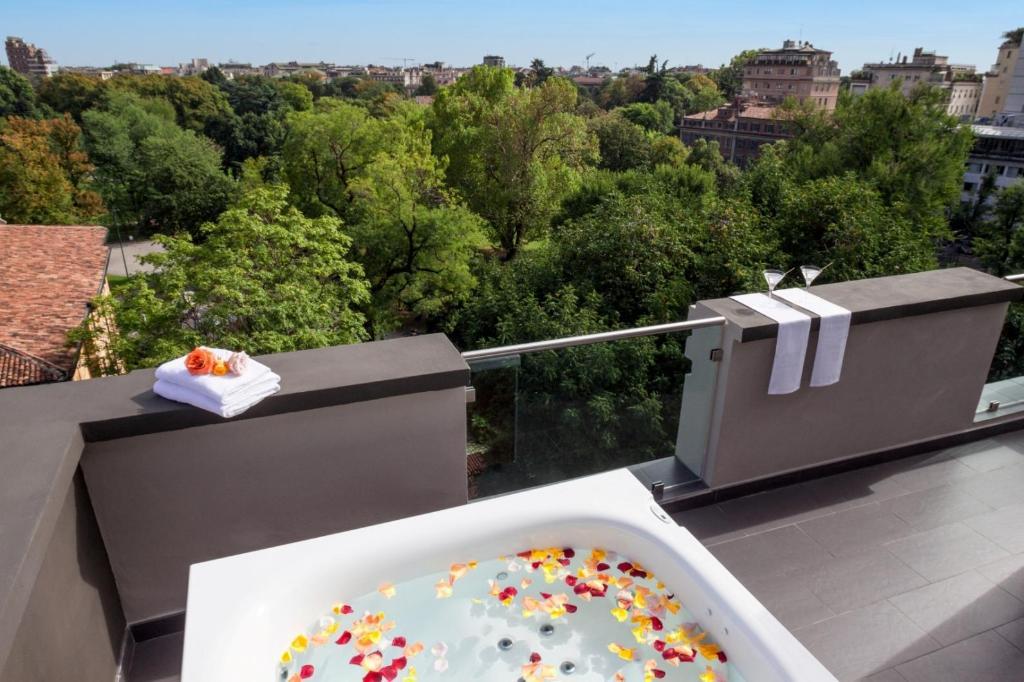 Manin Hotel In Milan Room Deals Photos Reviews