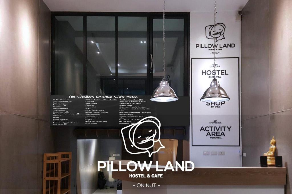 Pillow Land Onnut