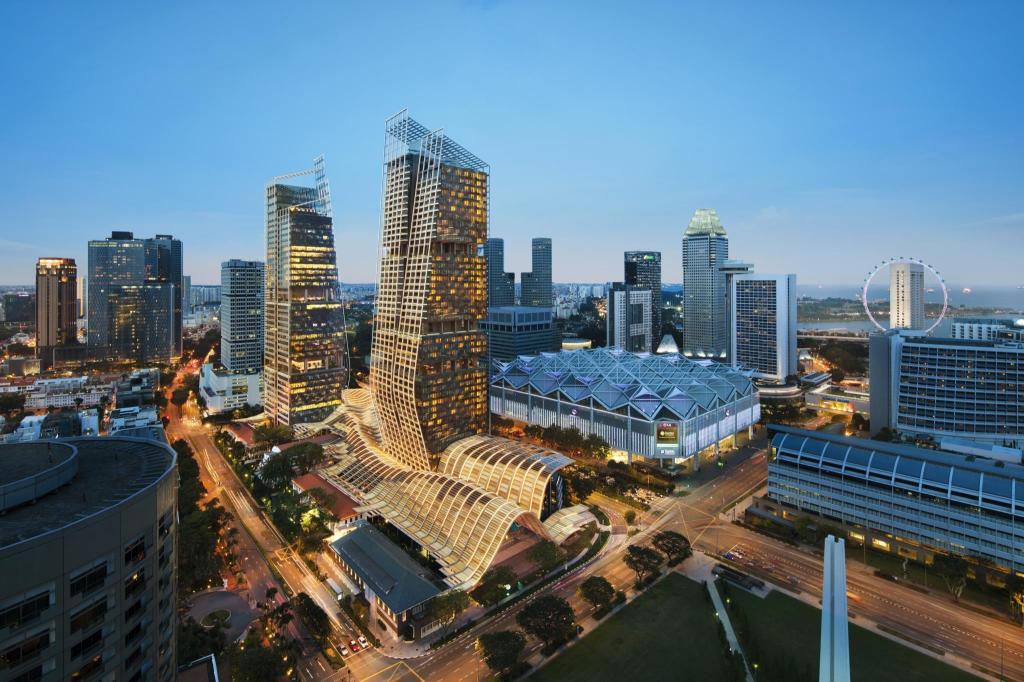 JW Marriott Hotel Singapore South Beach - Room Deals, Photos & Reviews