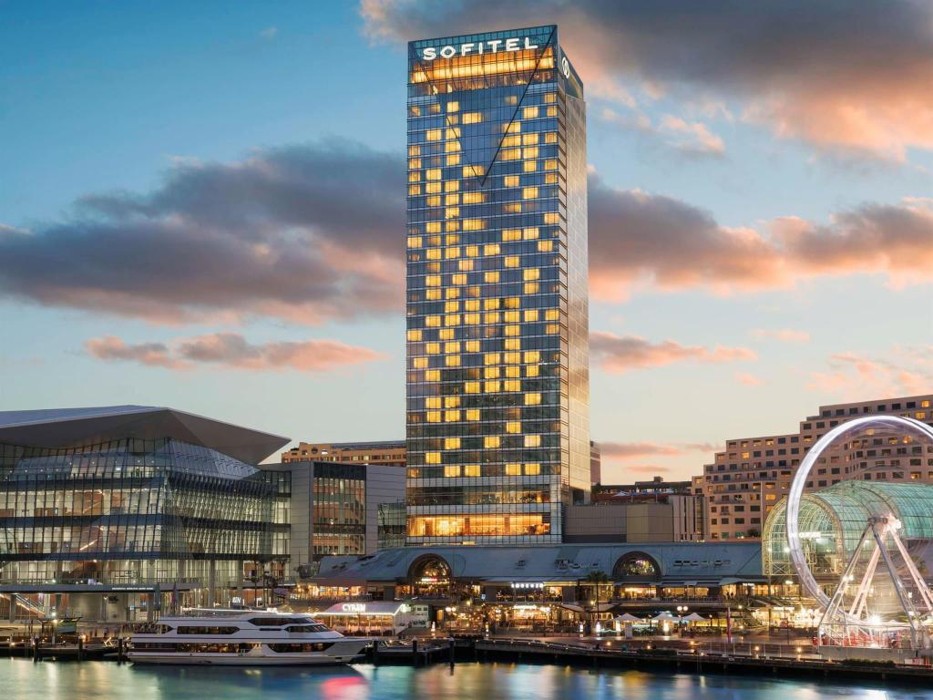 More about Sofitel Sydney Darling Harbour