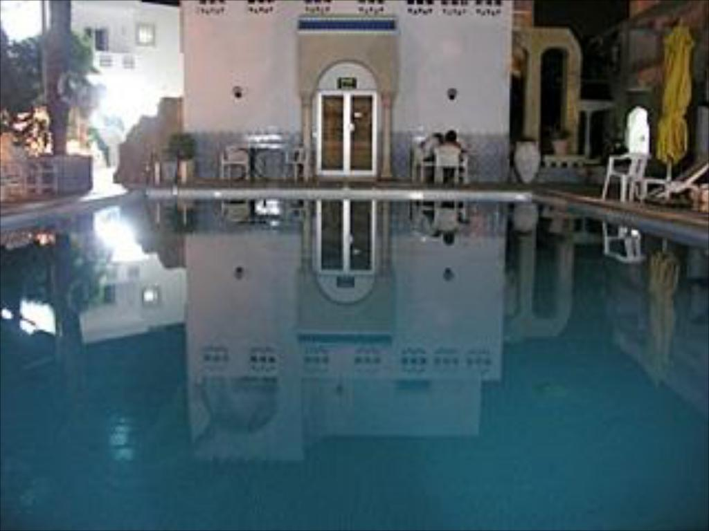 Swimming pool Saray Djerba Hotel