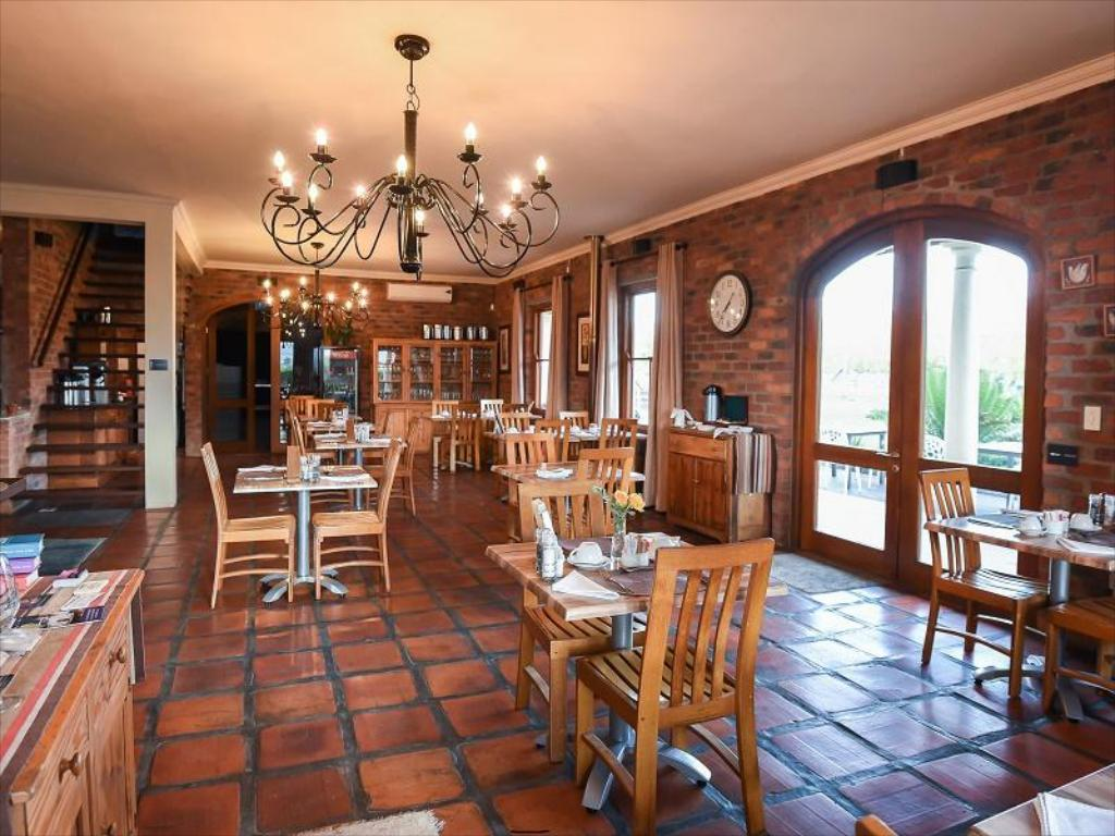 Interior view LovanE Boutique Wine Estate and Guest House