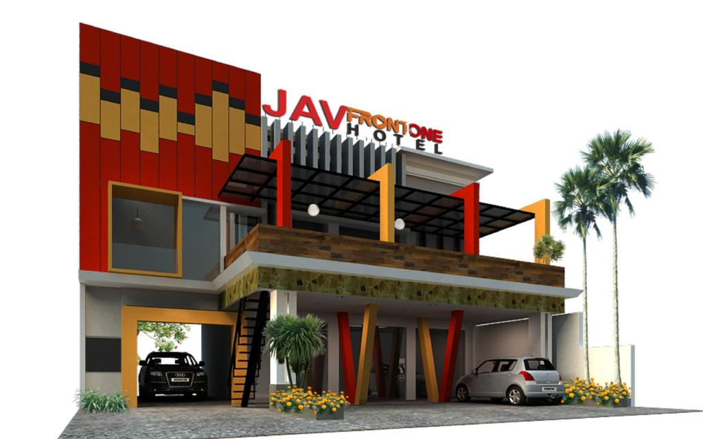 JAV Front One Hotel