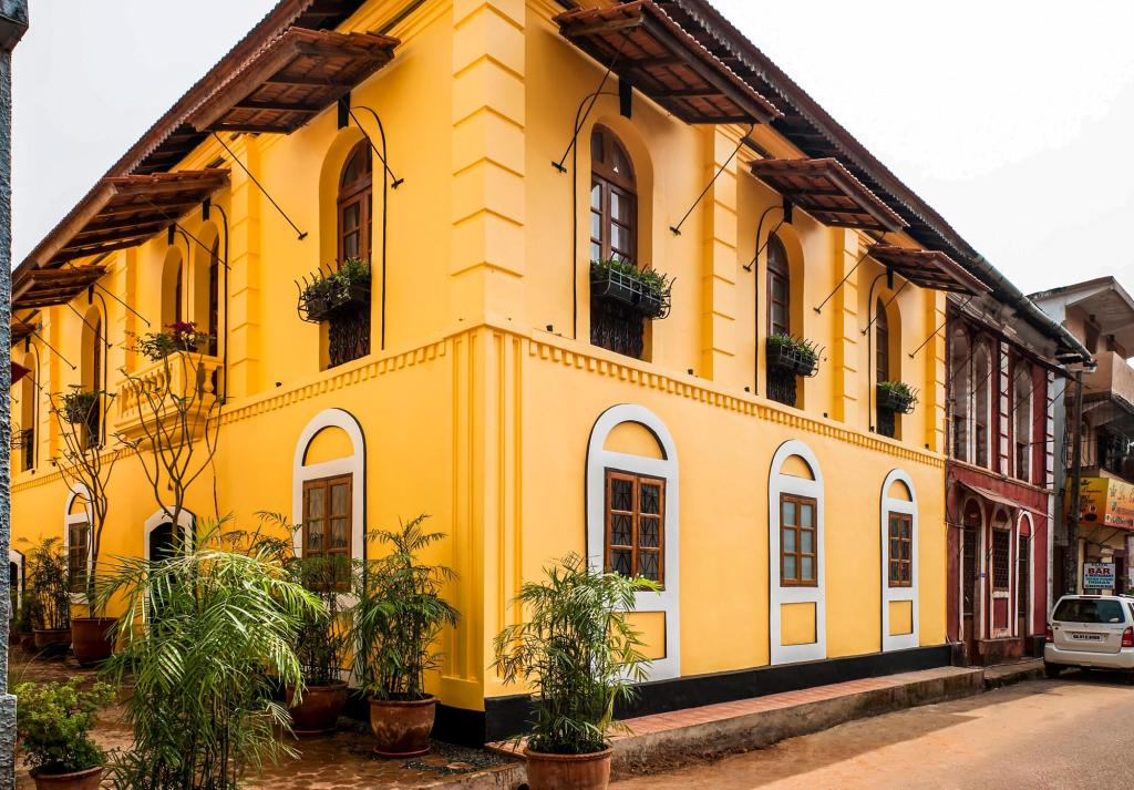 Mateus Boutique Hotel in Goa - Room Deals, Photos & Reviews