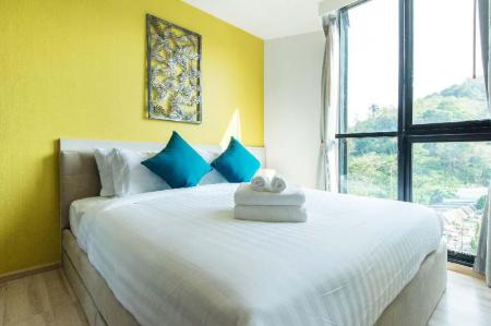 1 Kamar Tidur The Base Height Condo By Favstay