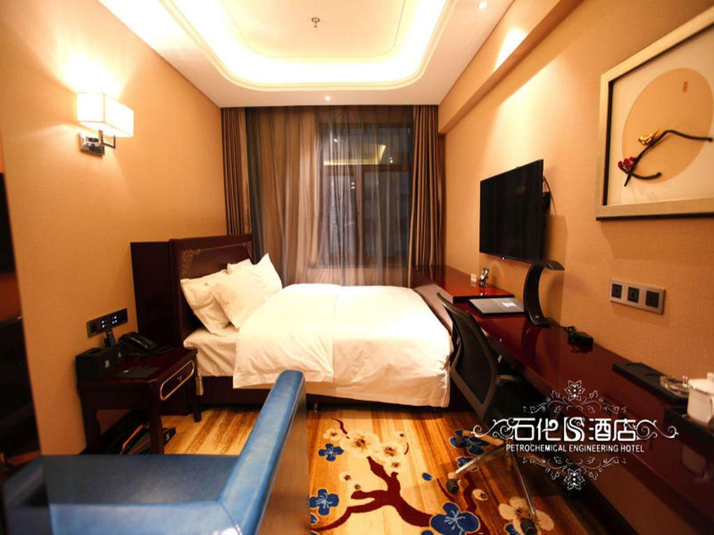 Mini Room Queen Bed - Guestroom Harbin Petrochemical Engineering Hotel