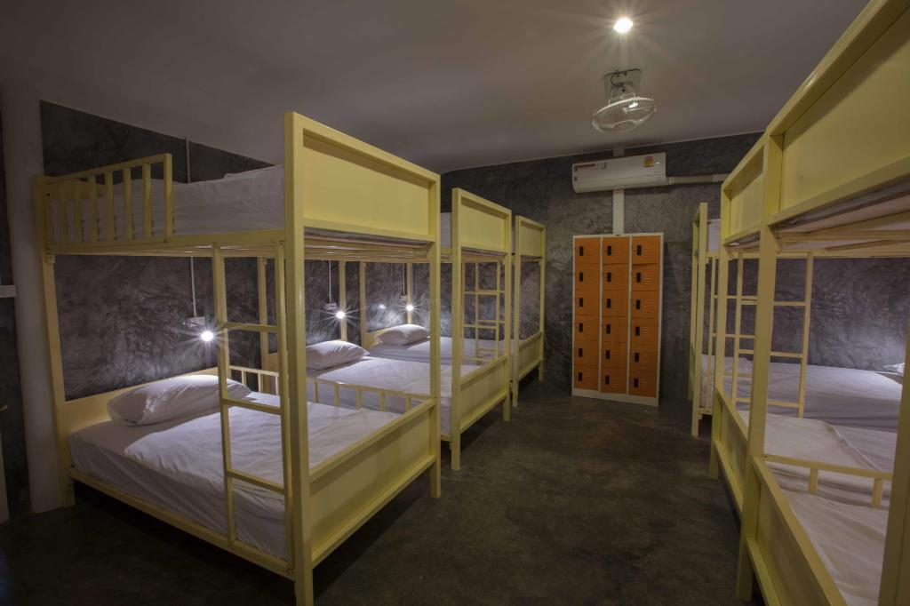 Mixed Dormitory (Price Per Bed)