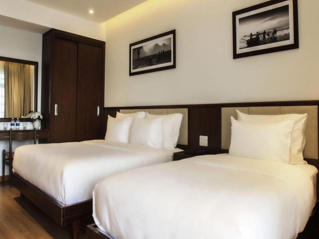 Best price on di lusso boutique hotel in da nang reviews for Boutique inns with rooms