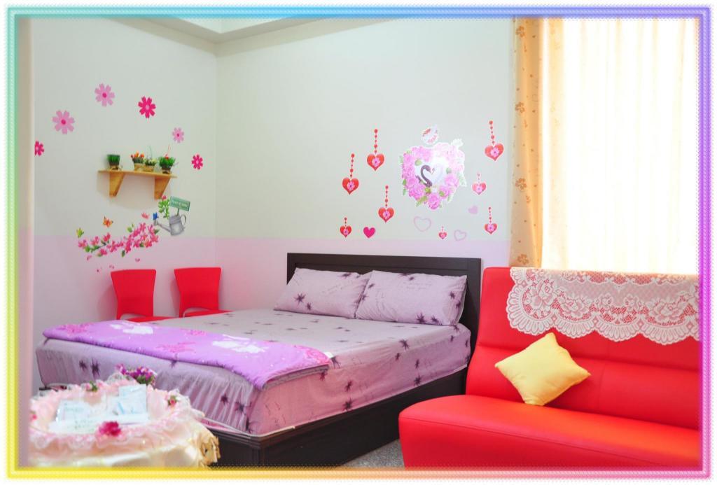 台中逢甲夜市旅行公寓Taichung Fengjia Apartment