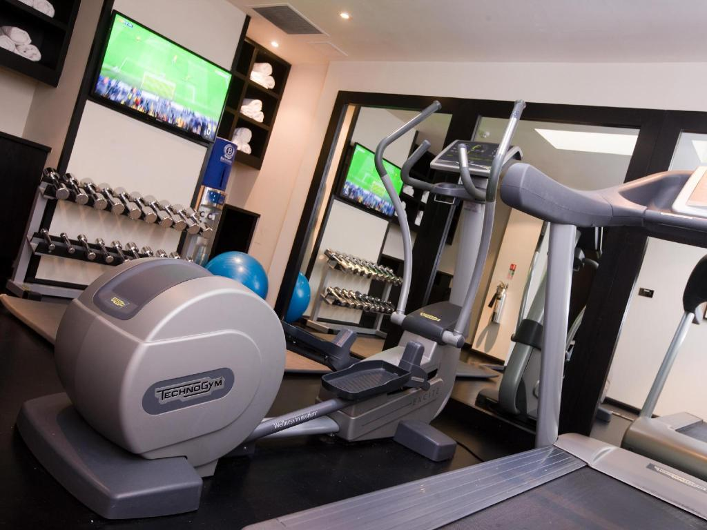 Fitness center Malmaison Belfast