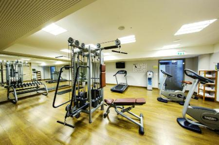Fitness center Abba Berlin Hotel