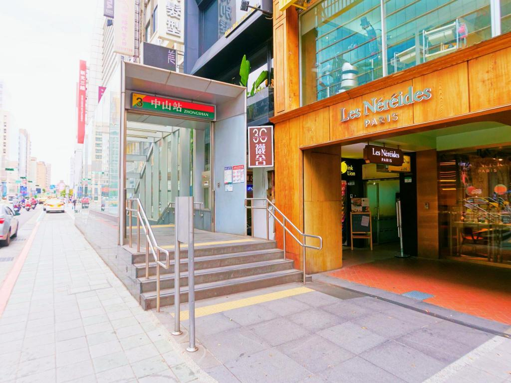 Journey Taipei apartment in Taiwan - Room Deals, Photos