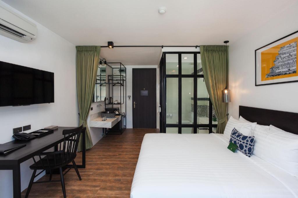 Oriental Heritage Residence In Bangkok Room Deals Photos Reviews